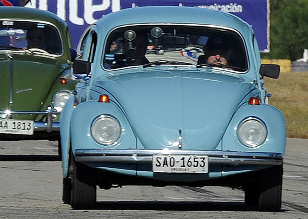 AUTO-URUGUAY-BEETLE-ANNIVERSARY-MUJICA