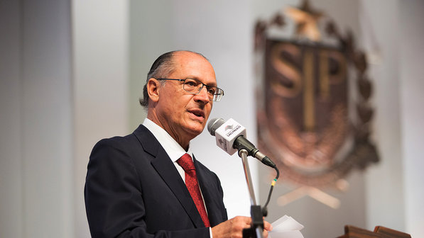 """Alckmin: """"picolé de..."""""""