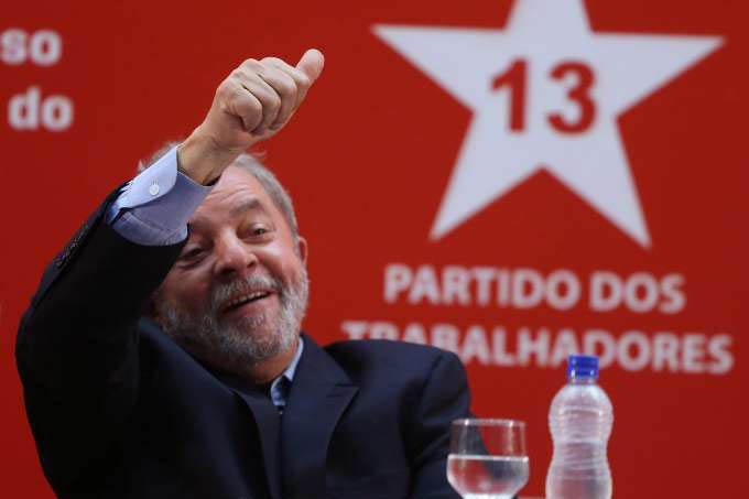 Desembargador federal do Tribunal Regional Federal (TRF) arquivou o pedido de habeas corpus em favor do ex-presidente Lula