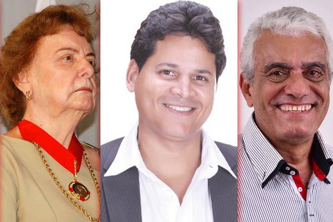 Neste cenário o nome do vereador Daniel Sucupira aparece como consenso, seja para vice de Maria José ou cabeça de chapa tendo Edson Soares como seu vice
