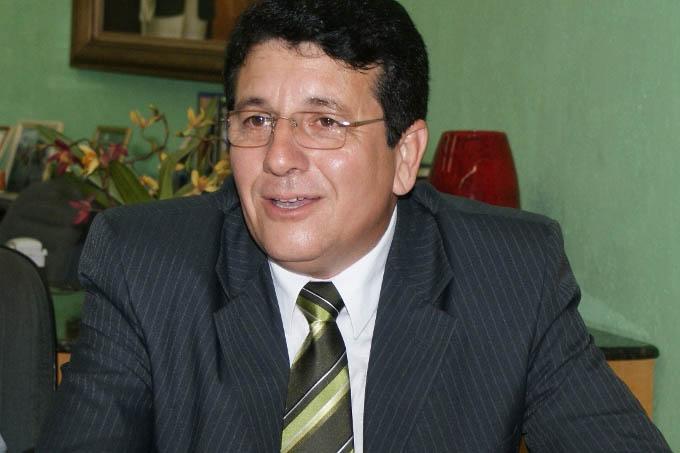 O advogado Carlos Liesner