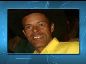 Marcos Silva morreu após ser pisoteado por touro. (Foto: Reprodução/Inter TV)