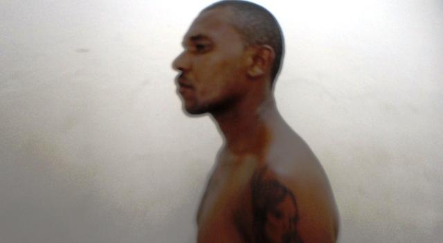 João Carlos foi preso em um garimpo a 6 km de Coronel Murta – Foto: PMMG/Divulgação