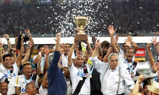Campeão do Campeonato Carioca, O Vasco
