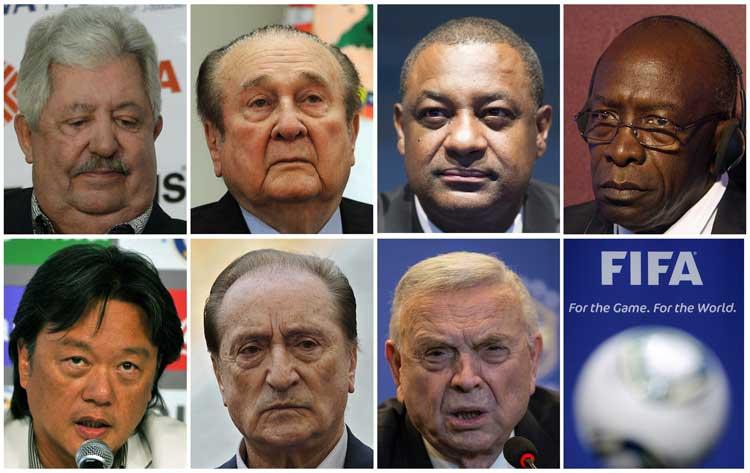 A pedido de cooperação judicial dos EUA, autoridades suíças renderam Marin e outros dirigentes