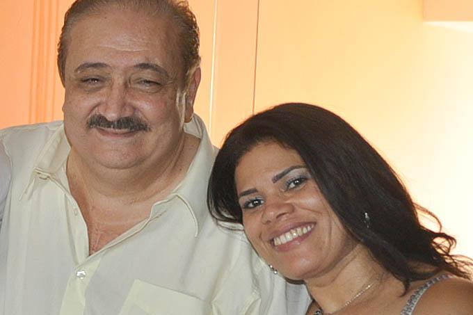 O dr. Samir já está se recuperando em casa ao lado da esposa e de toda a família (foto:  Paraíba)