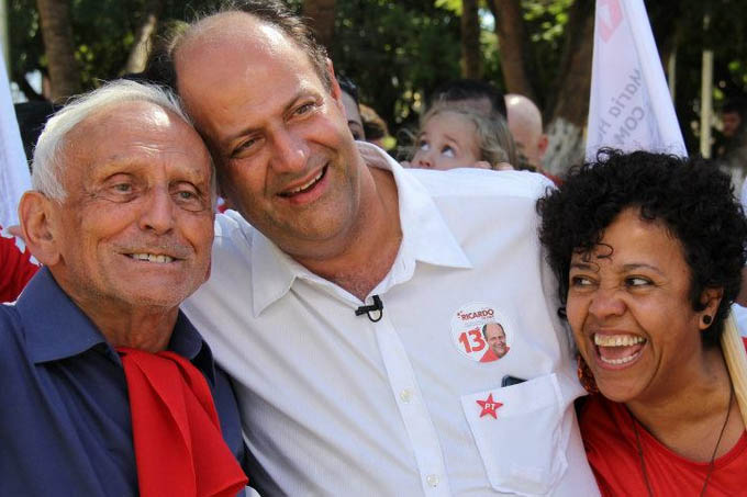 Nas eleições de 2012 Joana, ao lado do Padre Giovanni, da APJ, foi a grande construtora da acertada campanha do candidato Ricardo da Emex. Não ganhou.  Mas demonstrou a capacidade do PT, sob sua batuta, se reinventar para melhor