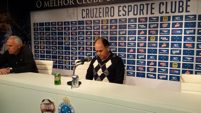 Marcelo Oliveira foi dispensado pela diretoria na tarde desta terça-feira (Foto: Marco Antonio Astoni/ GloboEsporte.com