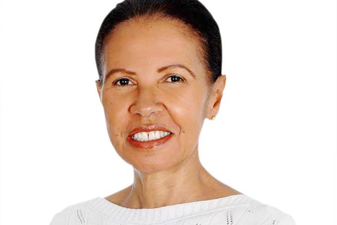 A enfermeira Helena Ventura: sua campanha a deputada federal, que lhe rendeu apenas 29 votos, repassou 36 milhões de reais a Bené (VEJA.com/VEJA)