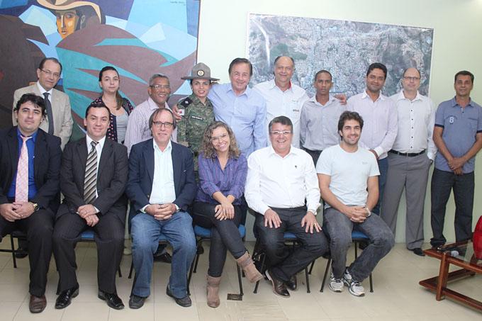 Representantes do IEF, OAB, da UFVJM, Polícia Ambiental, classe empresarial entre outras autoridades fazem parte da nova diretoria do CODEMA