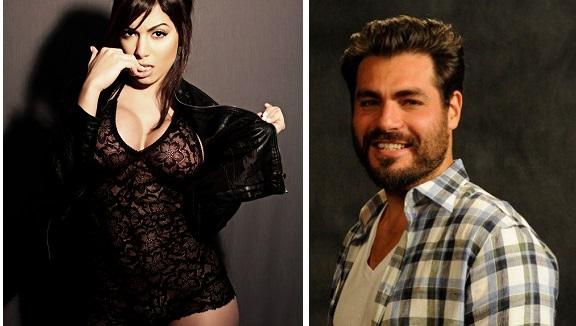 Anitta e Thiago Lacerda