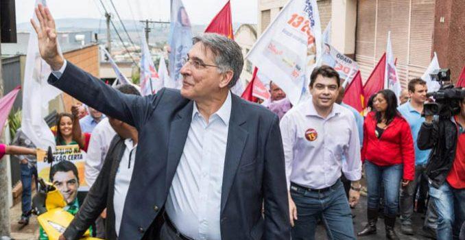 Pimentel avisa que disputará reeleição; só não decidiu quem será o vice