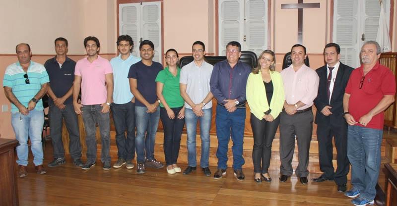 Integrantes da nova formação do Conselho Municipal de Conservação, Defesa e Desenvolvimento do Meio Ambiente (CODEMA)