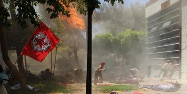 Atentado na Turquia - Foto: Ilustração