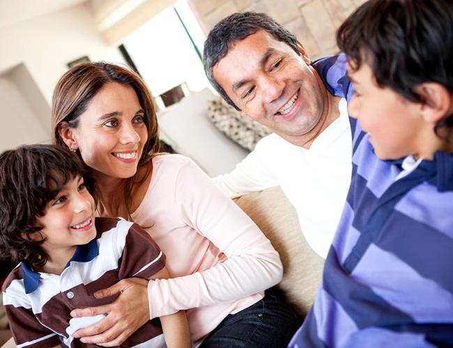 Como lidar com as crianças em caso de separação