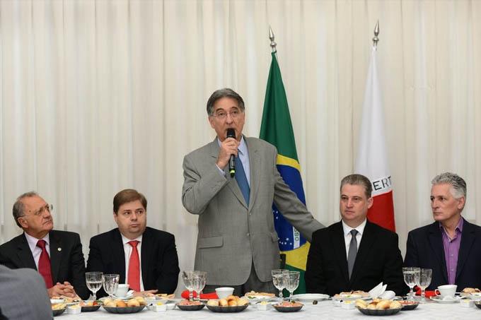 O governador atribuiu à parceria com a Assembleia o que chamou de sucesso deste primeiro momento de Governo