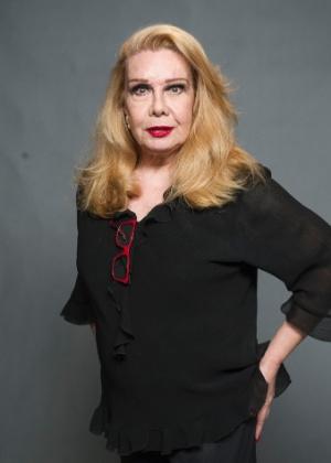 """Rogéria irá interpretar a transexual Úrsula Andressa em """"Babilônia"""""""