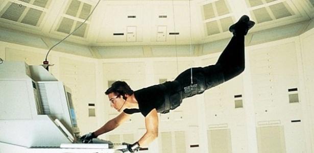 Figurino negro de Tom Cruise em 'Missão Impossível' vai a leilão