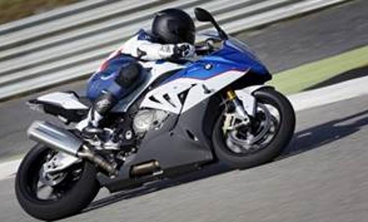 A BMW Motorrad - Foto: Divulgação