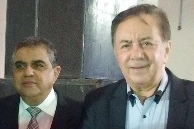 Para Nagib Nedir, Getúlio Neiva só não será candidato à reeleição pelo PMDB se não quiser
