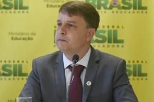 O professor Gilciano Saraiva Nogueira, novo reitor da UFVJM
