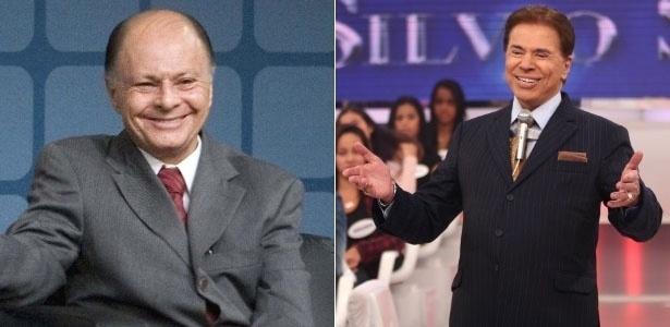 Silvio Santos sugere a Edir Macedo união de emissoras