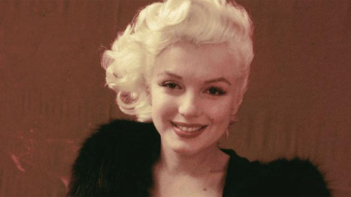 Retrato de Marilyn Monroe de 1970: atriz contou 'Happy Birthday' para o presidente John Kennedy numa interpretação que ficou célebre