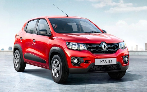 Renault Kwid - Foto: Divulgalção