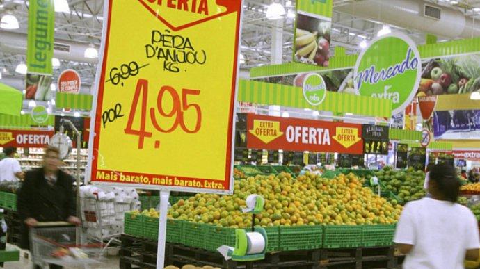 Cenário para a economia continua se deteriorando, em um ambiente atual de forte recessão (Mario Rodrigues/VEJA)