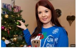 Deborah Usher espera ter memórias do Natal deste ano