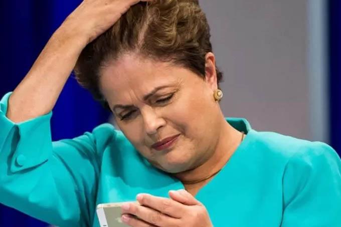 60% dos entrevistados se dizem a favor do impeachment da presidente Dilma Rousseff (PT)