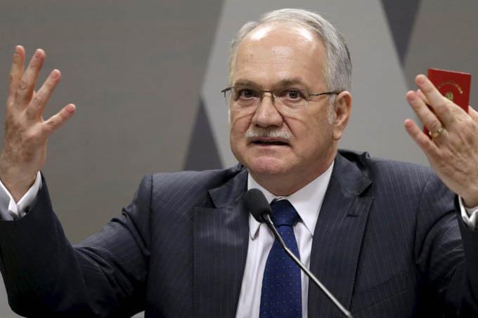 Luiz Edson Fachin, ministro do STF (Ueslei Marcelino/Reuters)