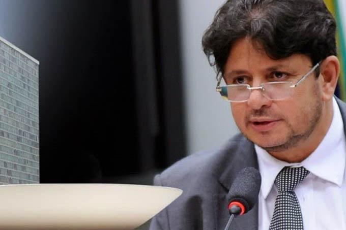 O deputado federal Fabinho Ramalho, ex-PV, será o presidente do PMB em Minas Gerais (foto: PV Mutum-MG)