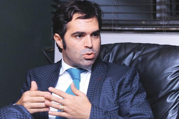 Thiago de Aragão, cientista político da Arko Advice (FOTO: Robert Jáquez/listín diario).