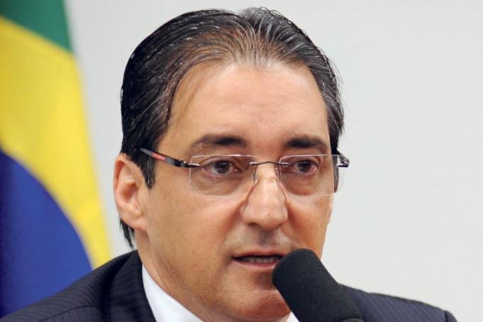 Deputado estadual João Magalhães, do PMDB (foto: O TEMPO)