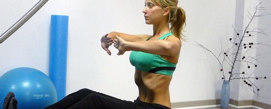 Exercícios hipopressivos trabalham com a musculatura profunda