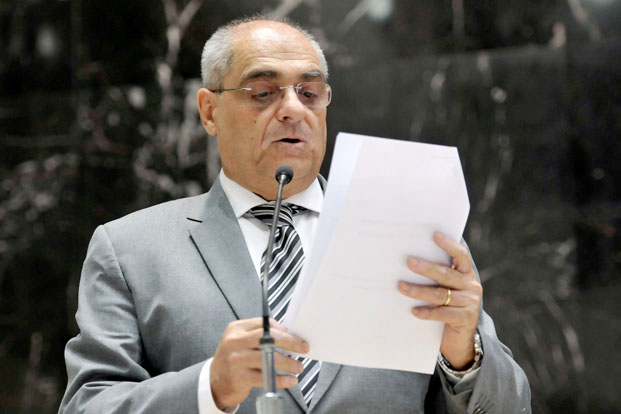 O Secretário de Estado de Casa Civil e de Relações Institucionais, Marco Antônio Rezende, afirmou que o escalonamento vai continuar (Foto: William Dias/ALMG)