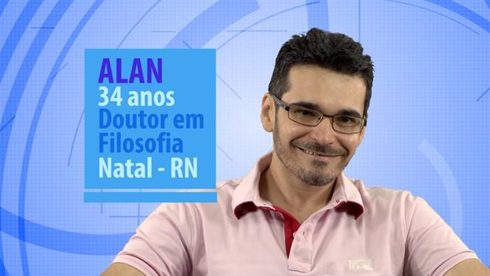 Alan do BBB16
