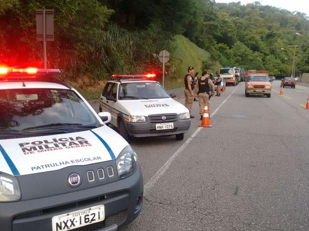 Operação comemora os 41 anos de fundação do 14º Batalhão da Polícia Militar - Foto: Divulgação / PM