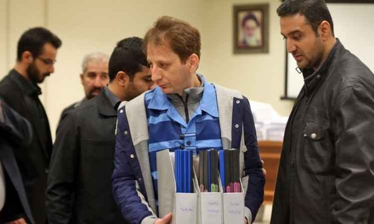 Foto: Meghdad Madadi/Tasnim News/AFP
