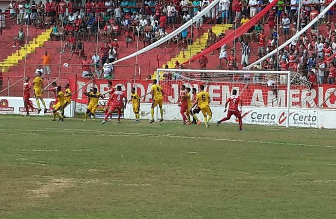 América TOT vence Minas Boca por 3 a 0 - Foto: Assessoria América-TOT/Divulgação