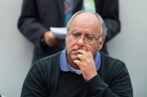 Renato de Souza Duque (foto) é um dos ex-diretores da Petrobras que teria recebido propina de Raul Schmidt Felipe Junior -  Agência Brasil