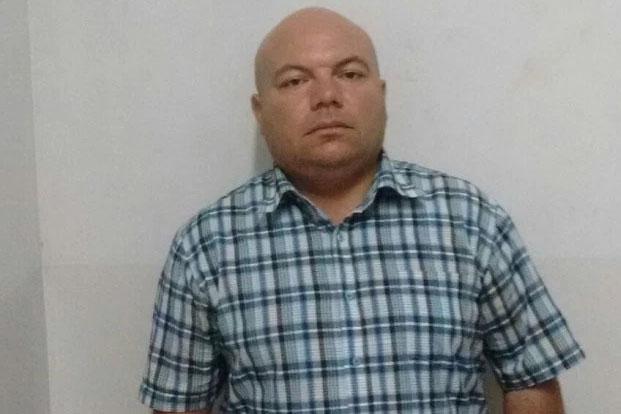 Vereador Zilmar Moisés dos Santos, acusado pela Polícia de ser o mandante do atentado contra o prefeito Gezinho (foto: Divulgação / PCMG)