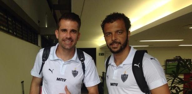 Com o titular Victor vetado pelo departamento médico, Giovanni assume a meta do Atlético-MG - Foto: Divulgação