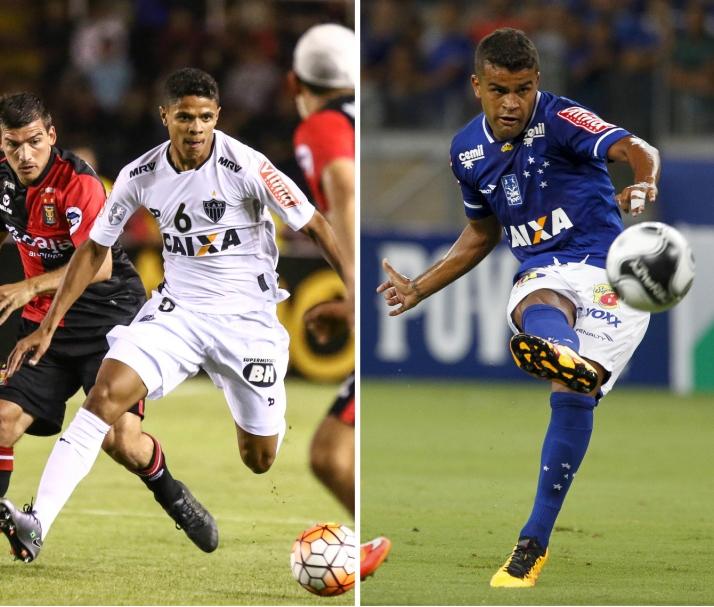 Douglas Santos e Alisson sãop novamente convocados para a Seleção Olímpica e estão foram do clássico - Foto: Divulgação