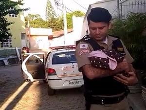 Polícia Militar foi acionada pelos moradores - Foto: Roberto Higino/arquivo pessoal