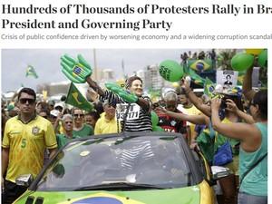 Foto: Repdoução / The Wall Street Journal)