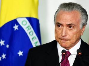 O vice-presidente da República, Michel Temer - 16/11/2015 (Evaristo Sá/AFP)