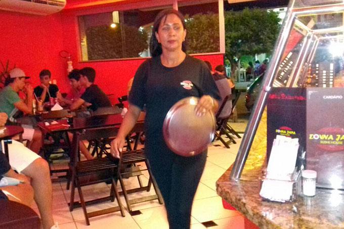 O bom atendimento da Donna Japa tem deixado os clientes e apreciadores da sua comida extremamente satisfeitos