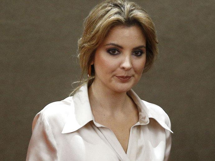 Marcela Temer, mulher do presidente em exercício, Michel Temer (Dida Sampaio/Estadão Conteúdo)
